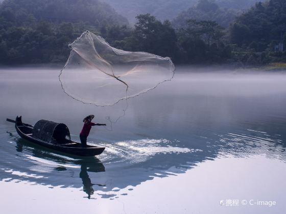 Dongjiang Lake Scenic Area