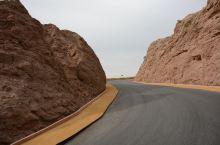 砾岩石林路--黄河石林
