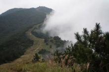 云山雾绕的天堂寨
