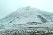 卡若拉山,7月的雪