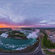 尼亚加拉瀑布图片