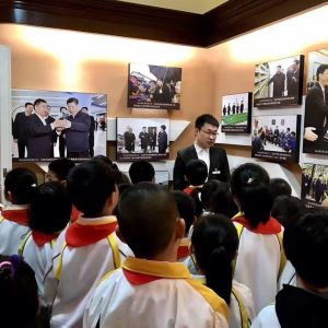 革命领袖视察黑龙江纪念馆旅游景点攻略图