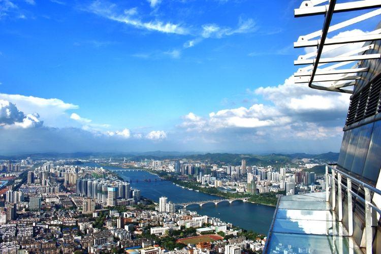 Liuzhou Yunding Sightseeing1