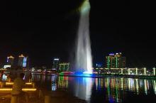 亚洲第一高喷泉