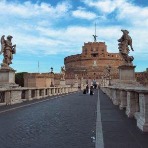 圣天使桥旅游景点攻略图