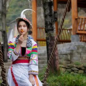 文县游记图文-翻山越水走进白马藏族,只为寻找最初的美好