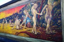 #瓜分10000元#德国网红打卡地:柏林墙