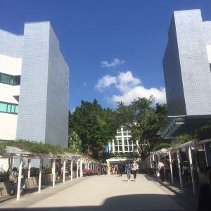 香港城市大学旅游景点攻略图
