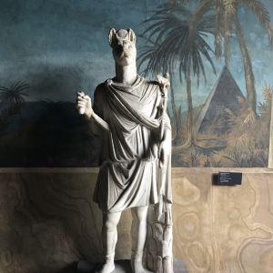 国家考古博物馆旅游景点攻略图