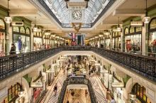 维多利亚女王大厦:世界上最美丽的购物中心