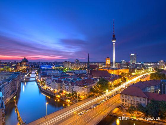 베를린 TV탑
