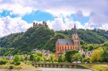 莱茵河谷城堡群   所见之处皆是城堡(城堡控福音)