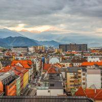 奥地利阿尔卑斯山图片