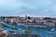 #网红打卡地#在迷人的西班牙小镇中穿梭