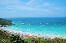#网红打卡地#魅力十足的泰国小城芭提雅 芭提雅一个有着独特魅力的城市。白天可以出海去海岛体验各种海上