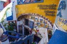 亚特兰蒂斯书店,圣托里尼岛的全球十大独立书店之首!