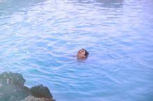 冰岛第一站泡进蓝湖里Blue Lagoon