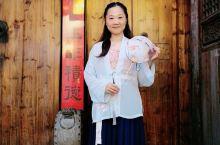 #旅行故事#福州三坊七巷寻古韵拍汉服美照