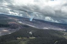 夏威夷的活火山是什么样子