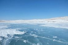 冰封翡翠——贝加尔湖