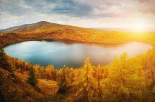 阿尔山,秋色在这里漫延沉淀