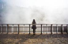 这里常年烟雾缭绕,如梦似幻