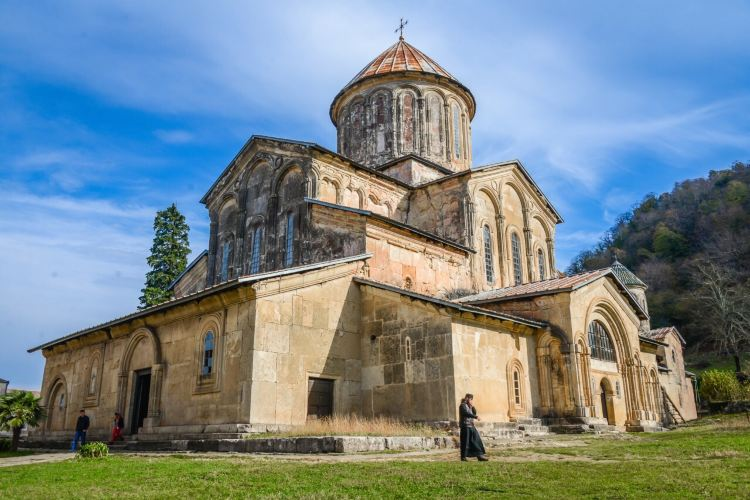Bagrati Cathedral4