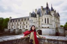 第二次来到舍农索城堡也有不一样的感觉 #向往的生活