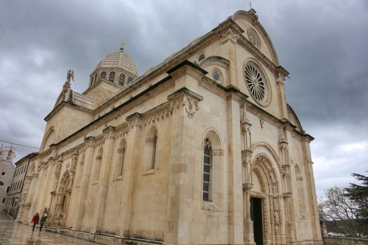 Cathedral of St. James in Sibenik1