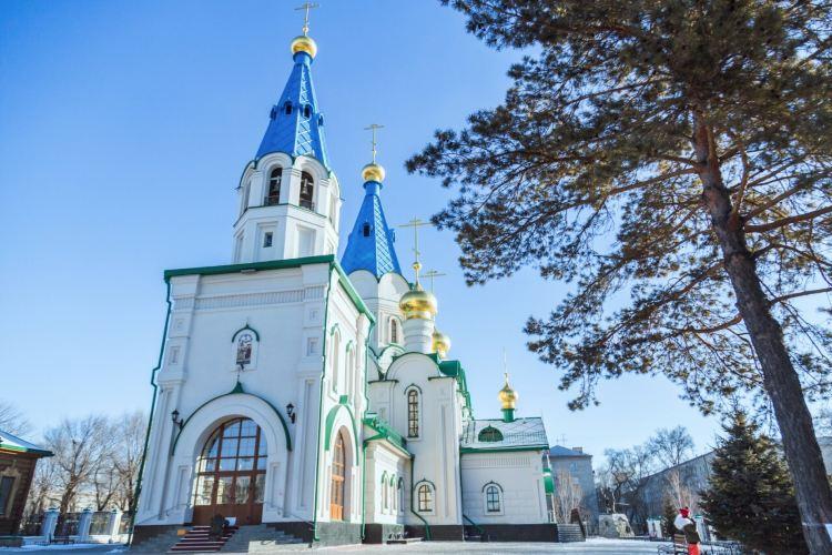 綠頂教堂1