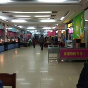 武汉大学食堂旅游景点攻略图
