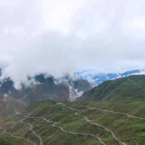 业拉山旅游景点攻略图