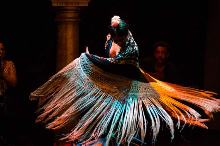 Museum of Flamenco Dance4