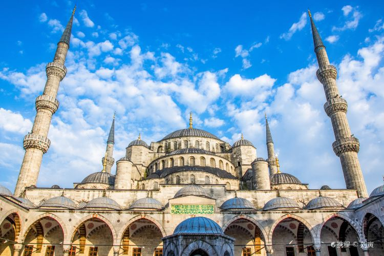 Sultan Ahmed Mosque1