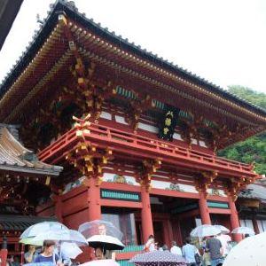 鹤冈八幡宫旅游景点攻略图