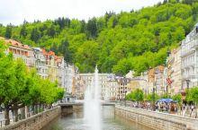 提起捷克只知道布拉格?这3个隐藏在西部地区的温泉小镇才是真的美!