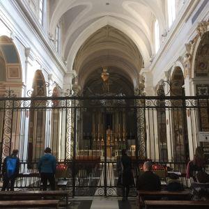 圣三一教堂旅游景点攻略图