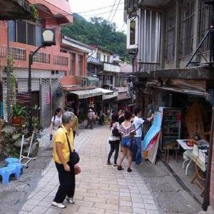 菁桐老街旅游景点攻略图