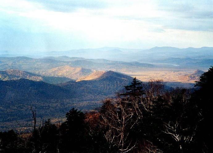 神頂峰景區2