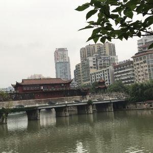 百子桥旅游景点攻略图