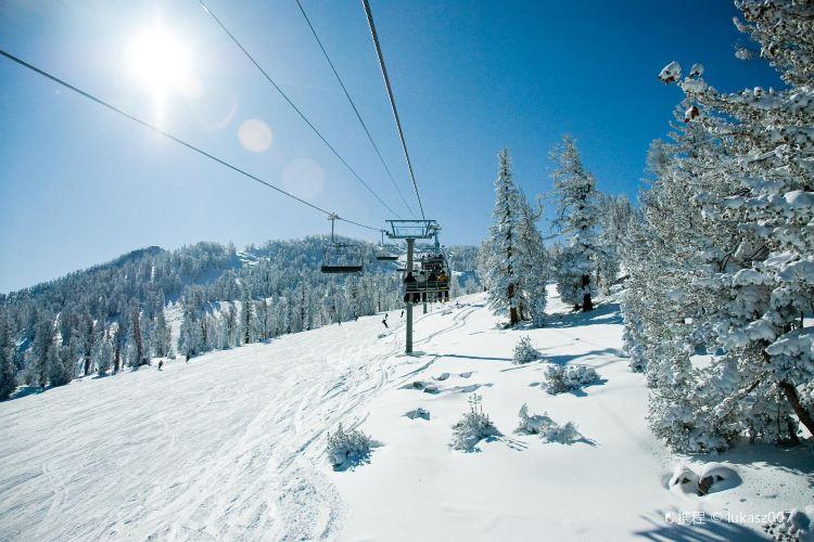 Heavenly Ski Resort2
