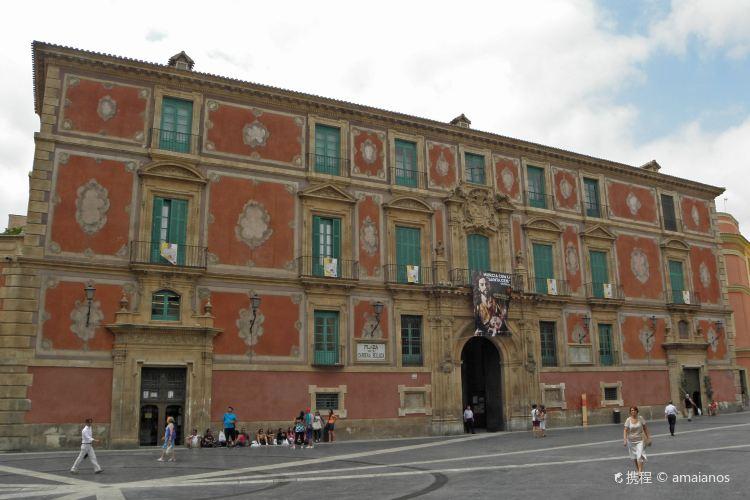 Episcopal Palace of Murcia (Palacio Episcopal)4