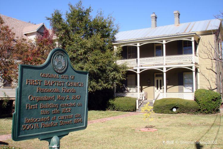 Original First Baptist Church1