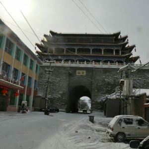 蔚州古城旅游景点攻略图