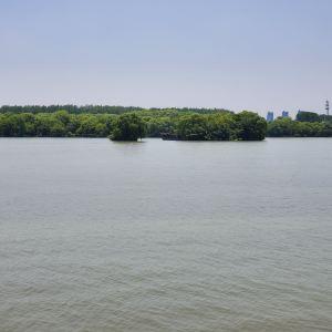 南湖景区旅游景点攻略图