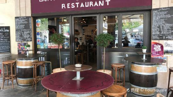 Cafe gourmand chez stephan