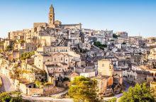 你去过的意大利可能是假的  失落石城马泰拉(内附航拍视频)