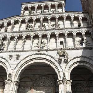 卢卡圣马丁大教堂旅游景点攻略图