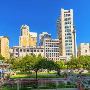联合广场旅游景点攻略图