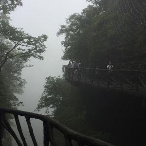 鬼谷栈道旅游景点攻略图